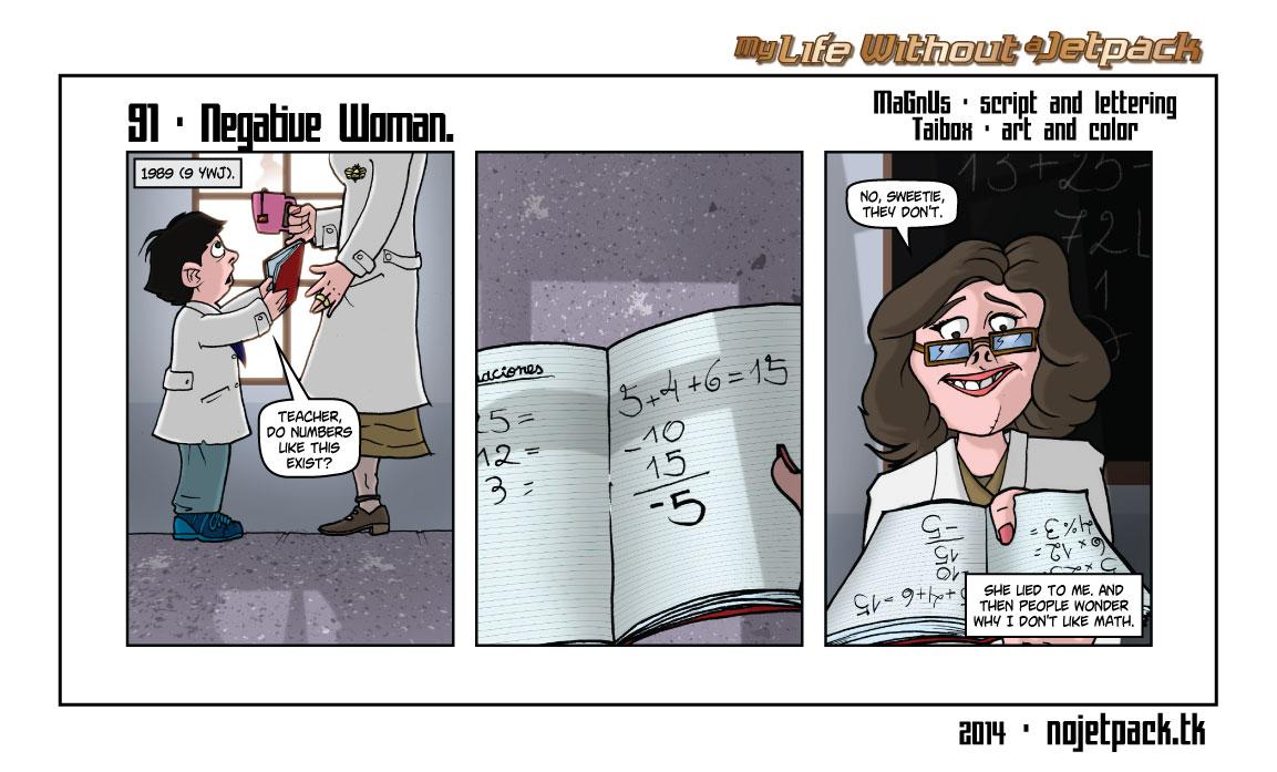 91 - Negative Woman.